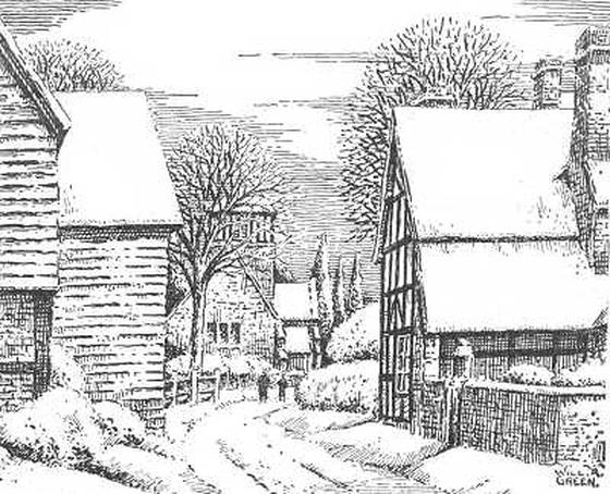 Christmas at Himbleton