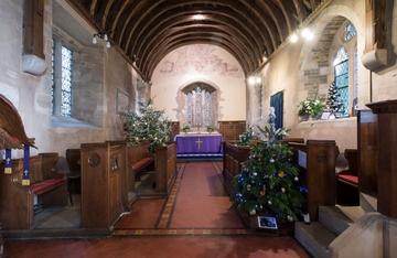 Himbleton Christmas Tree Festival